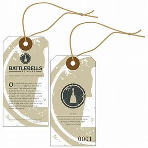 Custom apparel garment clothing hang tags st louis tag for Boutique labels clothing