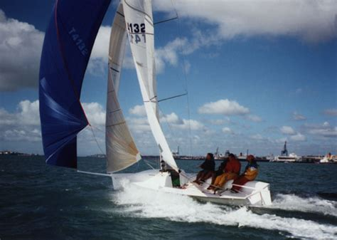 Sailing Boat Elements by Downwind Sailing Boats