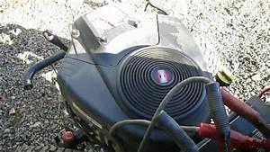 U0026quot Engine Blow Up U0026quot  Briggs  U0026 Stratton 24hp V