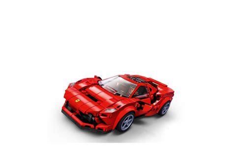 Este lego® speed ??champions ferrari f8 tributo (76895) é perfeito para os fãs de carros de brinquedo e ferrari! LEGO 76895 Speed Champions Ferrari F8 Tributo - Unieke ...
