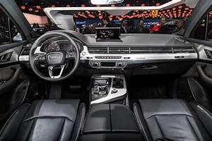 Audi Q7 Interieur : audi q7 quelles sont les nouveaut s 2015 ~ Nature-et-papiers.com Idées de Décoration