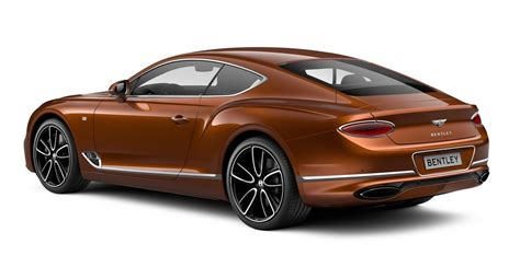 bentley continental gt  edition details announced