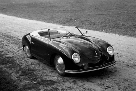 old porsche speedster rare 356 porsche exhibition at hamburg prototyp museum