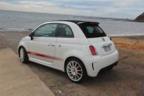 Fiat Abarth 500c by 2014 Fiat Abarth 500c Esseesse Review Caradvice