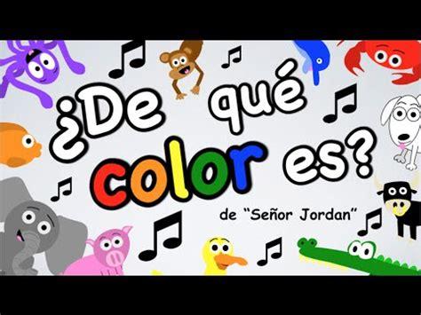 de colores song 191 de qu 233 color es colors song