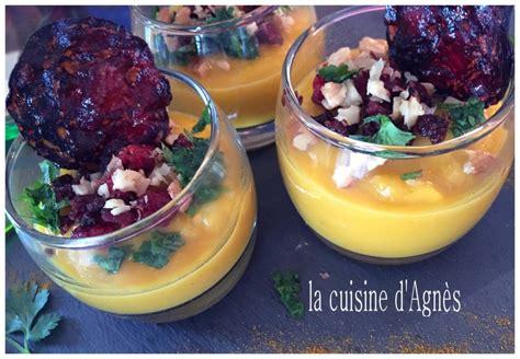 la cuisine d velouté de butternut chorizo noix la cuisine d 39 agnèsla