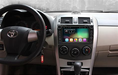 android  quad core  fit toyota corolla