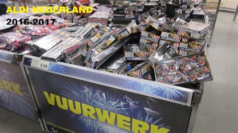 vuurwerkshoppen aldi nederland gaat fout youtube