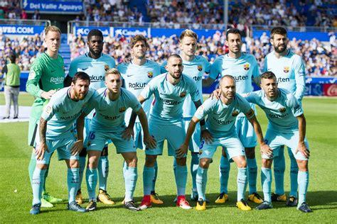 Deportivo Alaves 0-6 Barcelona - La Liga 2016/2017 Live