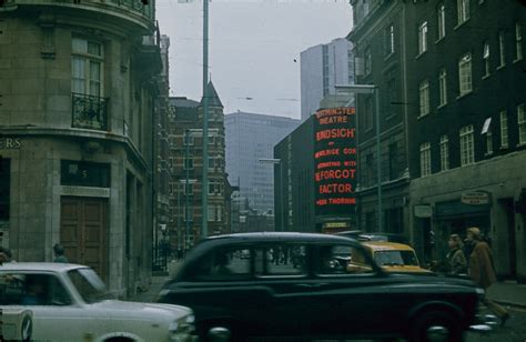 scenes    trip  london flashbak