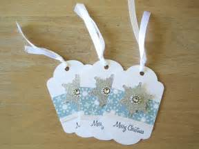 christmas gift tags knit bake cultivate