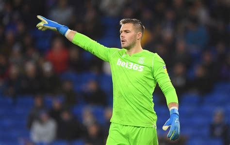 Jack Butland delivers verdict that will intrigue Leeds and ...