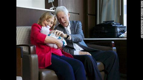 Chelsea Clinton Gives Birth To A Daughter Cnncom