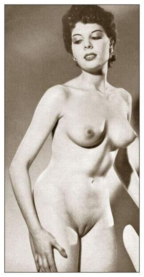 Vintage Babes Shaved -Mature Porn Photo