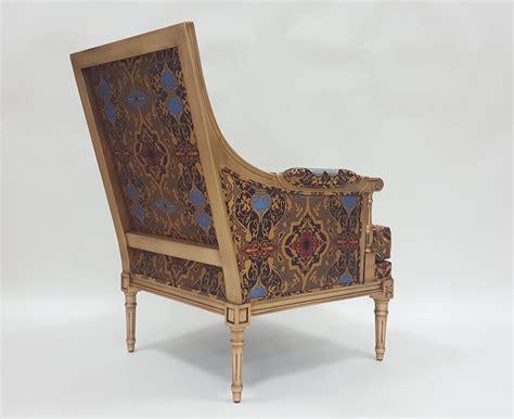 beaux sieges bergere louis xvi jacob detachees les beaux sièges de