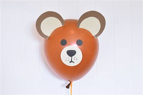 animal balloons diy animal balloons party pieces blog inspiration