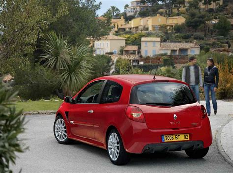 Renault Picture by 2007 Renault Clio Rs Picture 43471 Car Review Top Speed