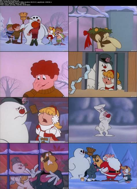 Frosty The Snowman Song Ella Fitzgerald Frosty The