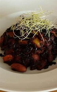 Schwarzer Reis Rezept : schwarzer reis mit roten bohnen rezept in 2019 schrot und korn reis schwarzer reis und ~ Frokenaadalensverden.com Haus und Dekorationen