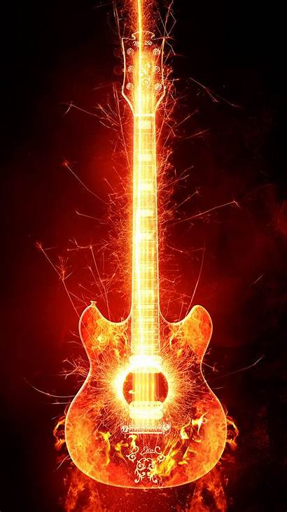 Iphone Backgrounds Retina Cool Wallpapers Guitar Background