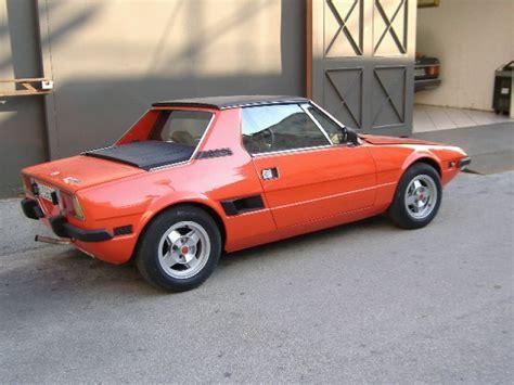 Fiat X19 by For Sale Fiat X19