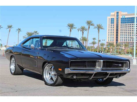 Dodge Charger 1969 by 1969 Dodge Charger R T For Sale Classiccars Cc 1054059