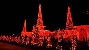 Christmas Lights and Music in Plantation Acres, Plantation ...