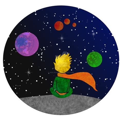 Le petit prince by Adelidaw on DeviantArt