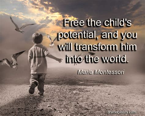 childs potential quote animaplates