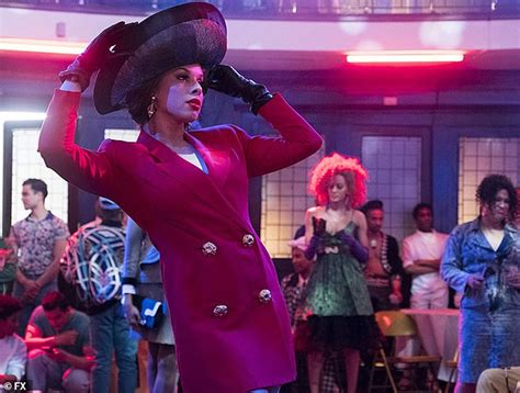 Billy Porter Makes History First Gay Black Man