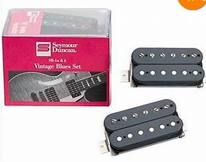 New Seymour Duncan Hot Rodded Set Matched Sh2 Jazz And Sh4 Jb Humbuckers Pickups Made In Usa