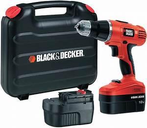 Black  U0026 Decker Epc188bk 220 240 Volt Cordless Drill 18v