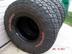 For sale 4 315 75 16 general grabber red letter for General red letter tires for sale