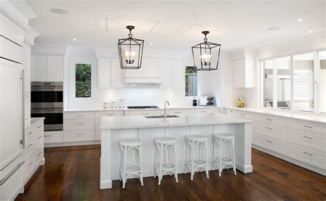 Hamptons kitchen, Pymble   Art of Kitchens