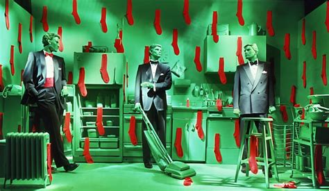 sandy skoglund sculpture images  pinterest
