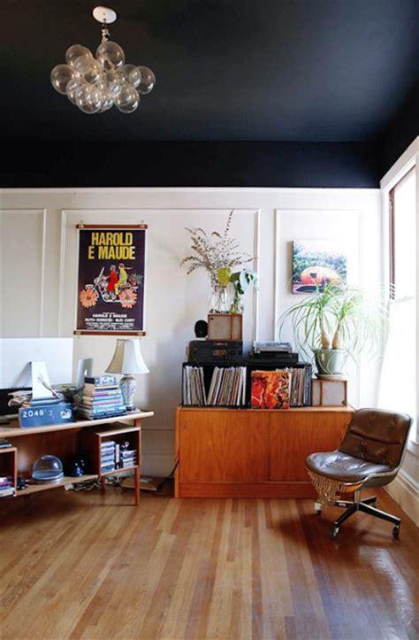 peindre un plafond en couleur un plafond de couleur d 233 co id 233 es