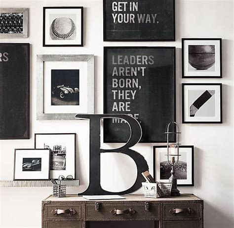 Black White Statement Decor by Pin On Playroom