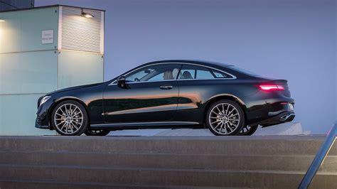 2017 mercedes benz e class coupe first drive
