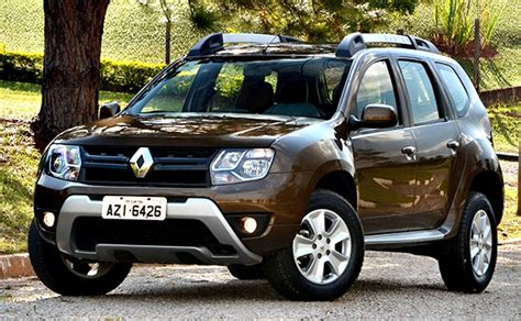 daster rosy renault duster 2 0 2017