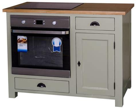 meuble cuisine pour plaque de cuisson meuble four et plaque de cuisson en pin massif