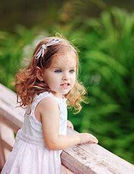 Toddler Girl Hairstyles Short Curly Hair