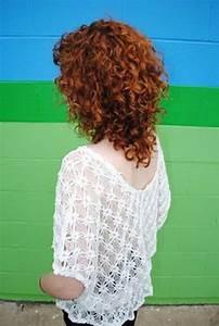 Beautiful Curly Layered Haircut Style Ideas 23