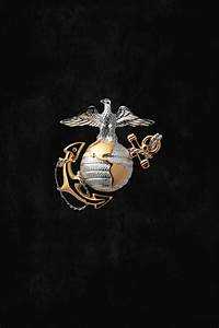 marine corps   Marine Corps iPhone Wallpaper by thewill ...