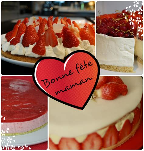 fraisier hervé cuisine meilleurs gâteaux pour la fête des mères