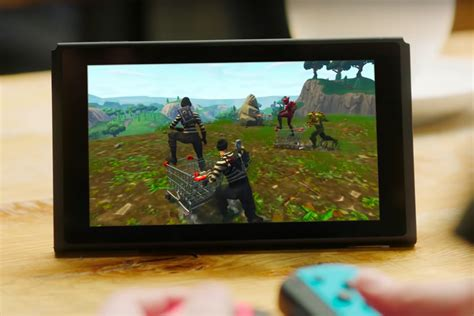fortnite   nintendo switch hands  polygon