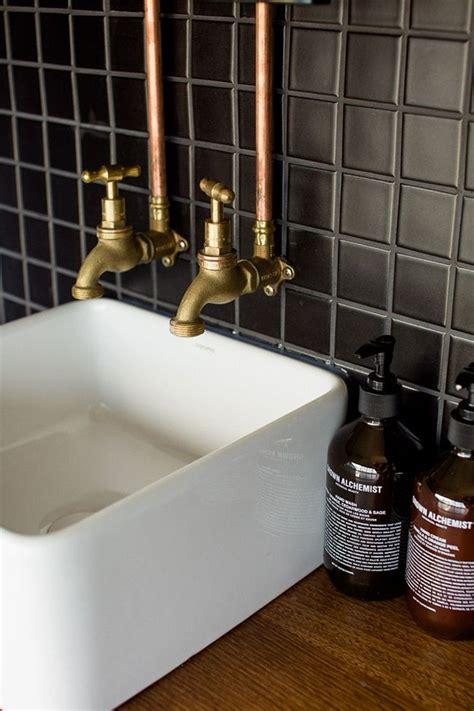 copper taps ideas  pinterest copper