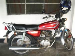 Honda Japan Cg