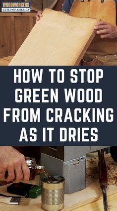 repair wood cracks easy woodworking projects