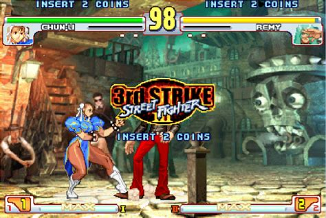 CPS 3 (Capcom Play System 3) Emulator untuk PC - GO GAMING