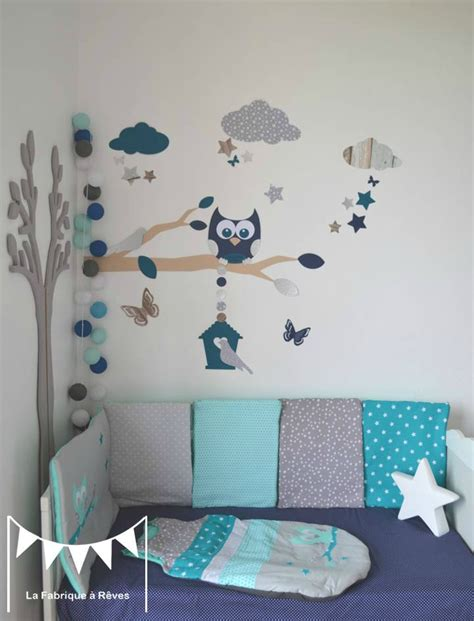 stickers muraux chambre garcon d 233 coration chambre bebe stickers
